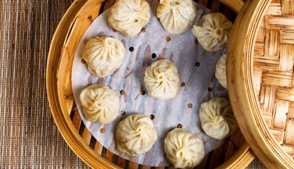 Puffy, fluffy, flavoursome entities of pleasure. How awesome are Chinese dumplings?